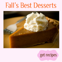 The Seasons Best Desserts