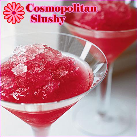 Cosmopolitan Slushy