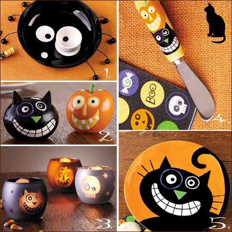 Gallery 19 Scaredy Cat Collection