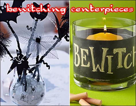 Bewitching Centerpiece