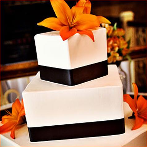 Fall Square Wedding Cake Ideas - 5000+ Simple Wedding Cakes