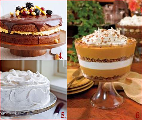 Grand Finale: Thanksgiving Desserts