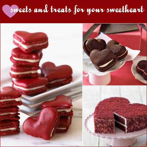 valentines - Valentines Sweets