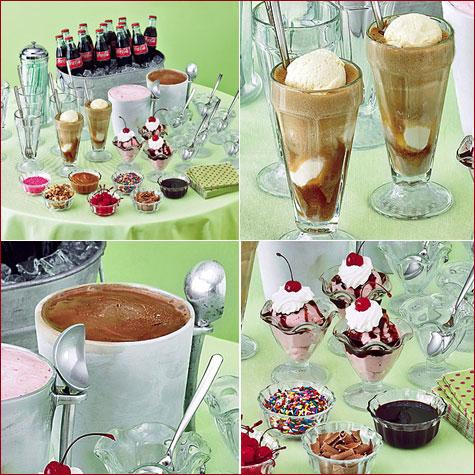 Wedding Dessert Stations, Sweet Stations, Candy Buffet