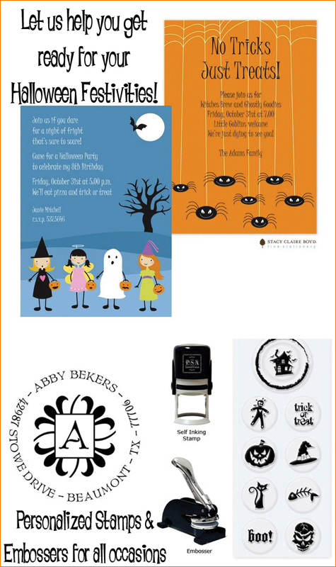 Busy Bee Paperie: Halloween