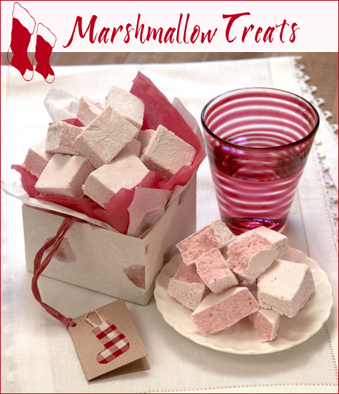 Homemade Marshmallow Treats