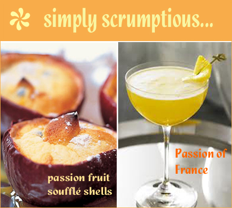 Entertaining Inspiration: Winter's Bounty – Passion Fruit