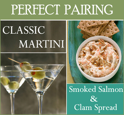 Drink of the Week: Classic Martini