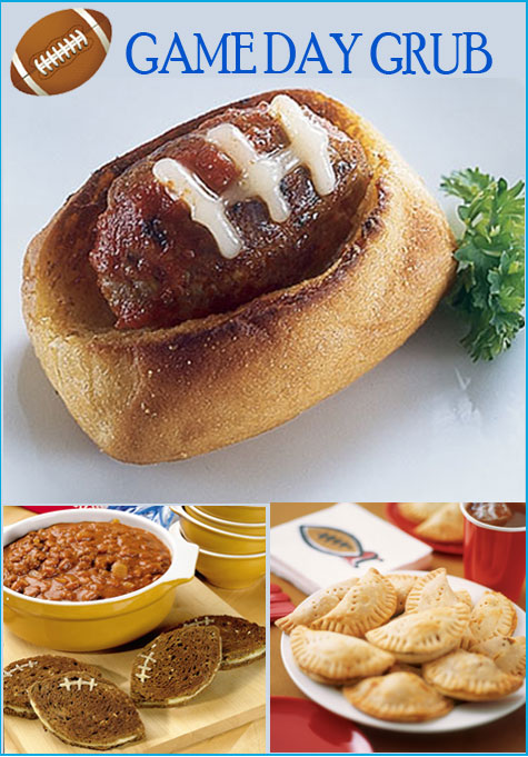 Game Day Grub: Tailgating Must-Haves