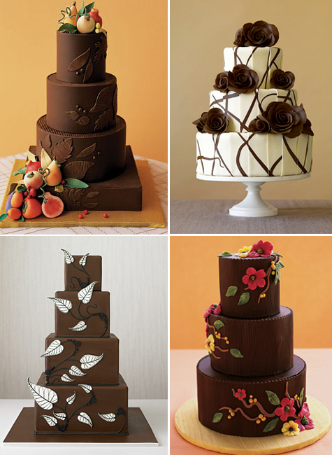Wedding Inspiration: Falling In Love With Chocolate