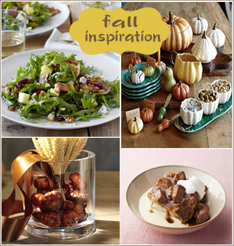 Entertaining Inspiration: A Jump Start To Autumn