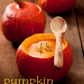 Recipes: Creamy Pumpkin Soup
