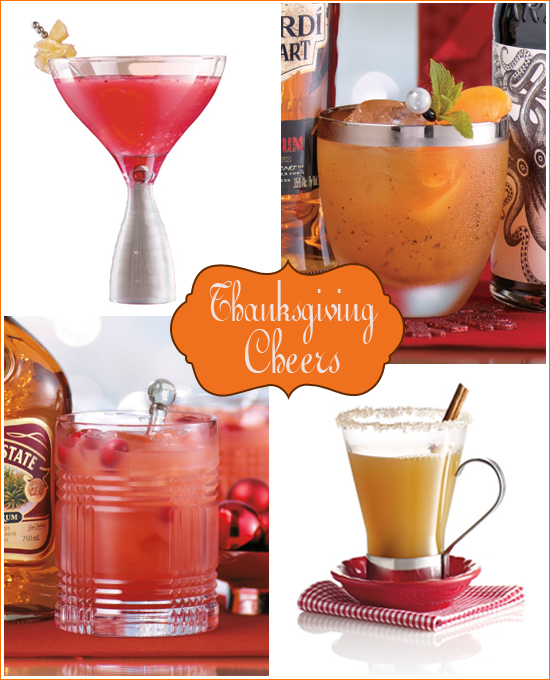{Cheers} The Best Thanksgiving Cocktails