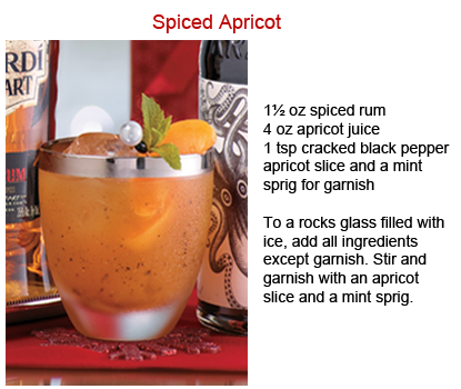 {Holiday Cheers} Guide To The Best Thanksgiving Cocktails: Spiced Apricot