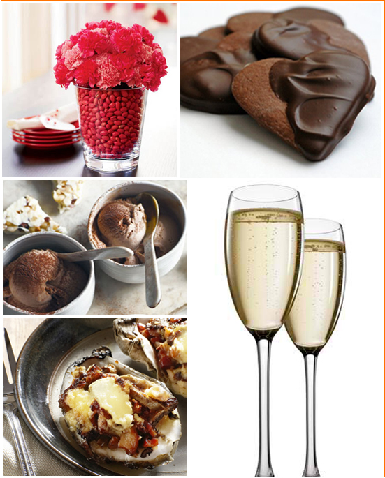 Valentine's Day: A Cozy Dinner For Two
