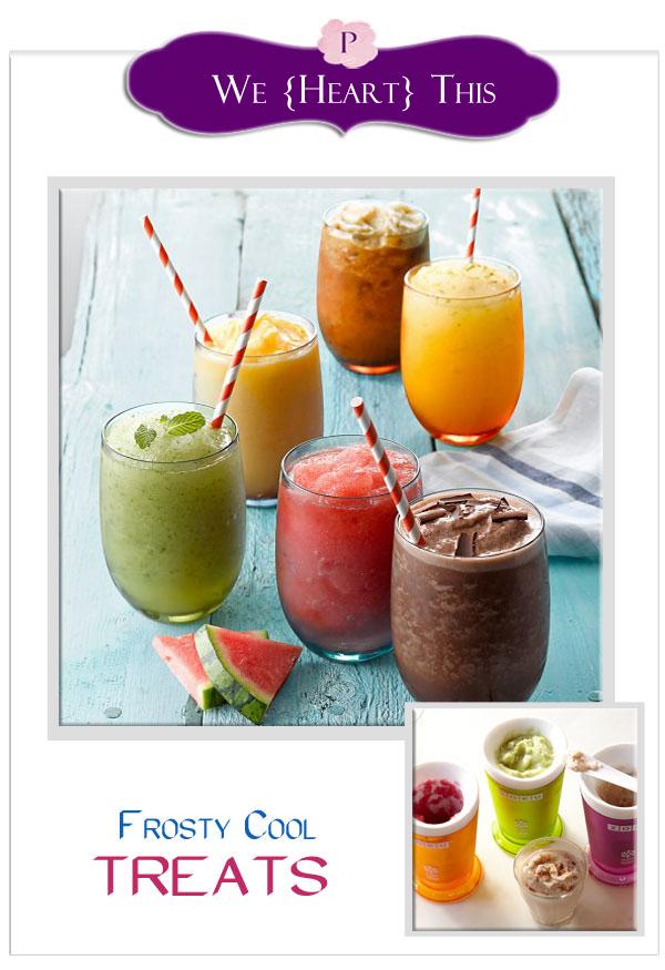 We {Heart} - Easy Summer Popsicles