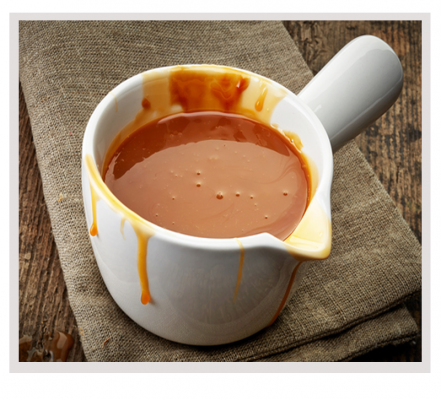 HOW TO MAKE HOMEMADE SALTED CARAMEL SAUCE