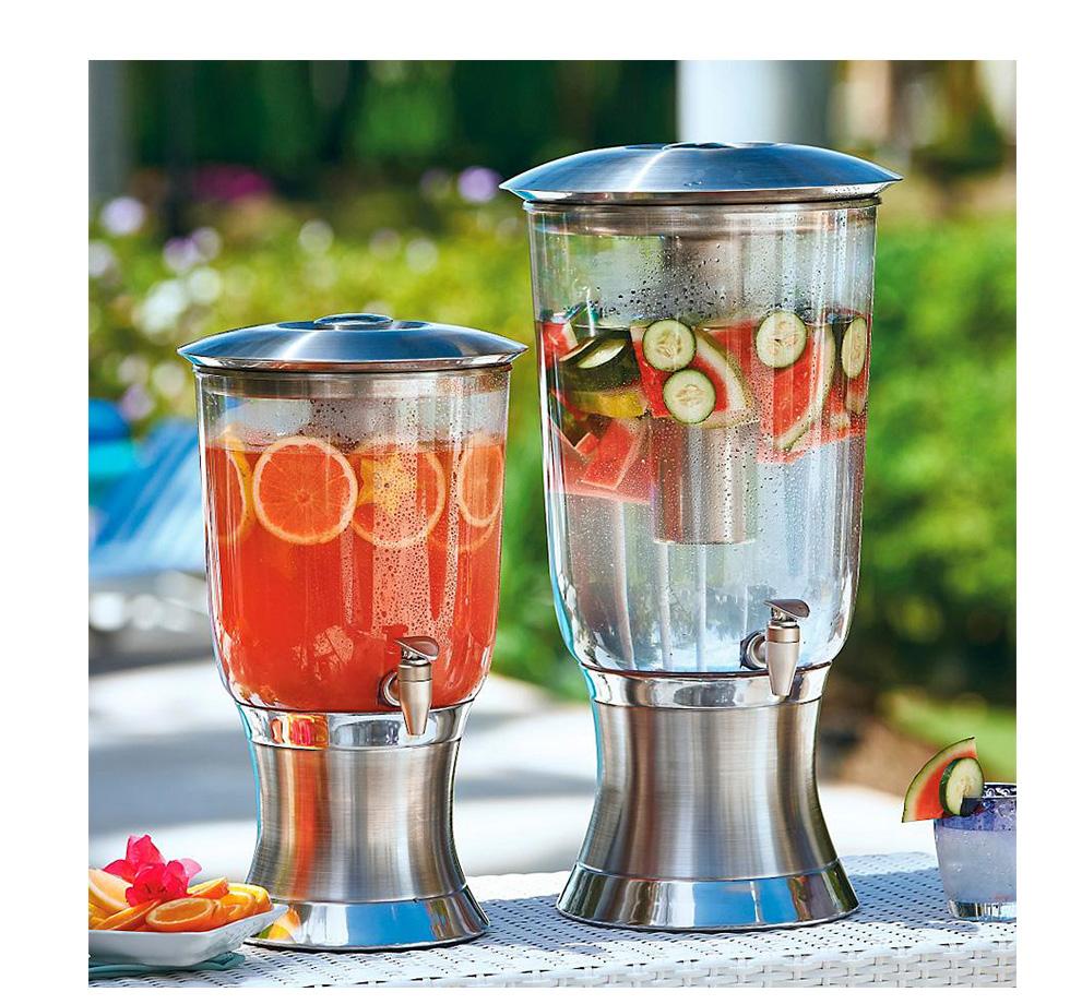 5 Summer Bar Cart Essentials - Optima Chill Cell Beverage
