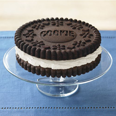Williams and Sonoma Sandwich Cookie Cake