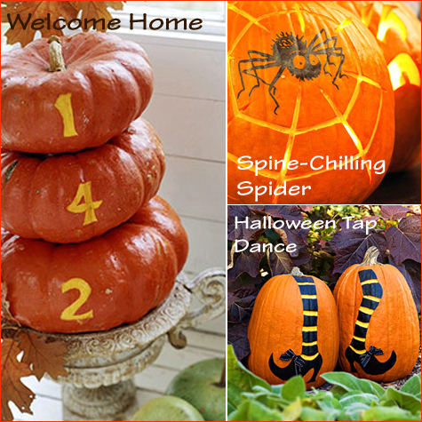 Deco Pumpkins