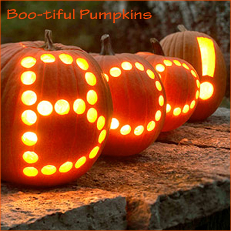 Boo-tiful Pumpkins
