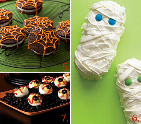 Halloween Terrifying Treats