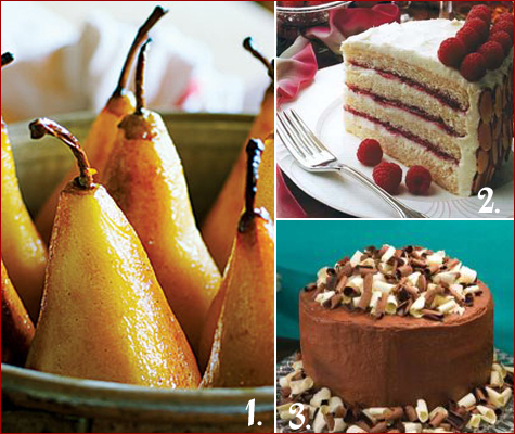Grand Finale: Thanksgiving Desserts
