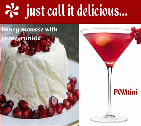 Entertaining Inspiration: Winter's Bounty – Pomegranates