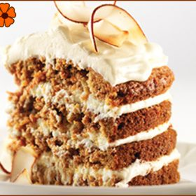 Spring Desserts: Hawaiian Carrot Cake