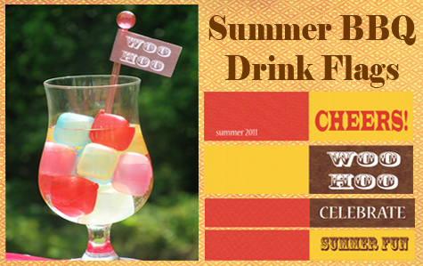 Entertaining Inspiration - {Freebies} Summer BBQ Party Printables