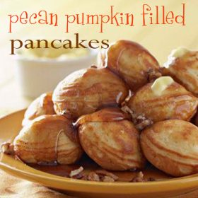 Start Your Day With: Pecans + Pumpkin