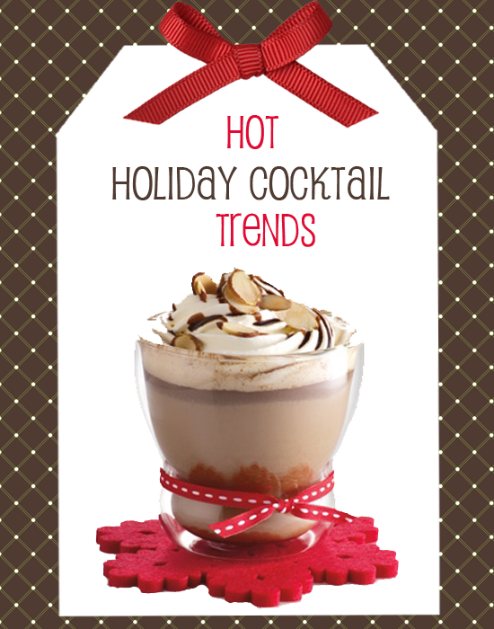 {Holiday Cocktail Trends} Amarula Hot Cocoa