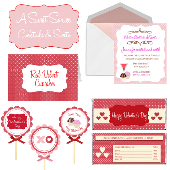 {Entertaining Inspiration} A Sweet Soiree Valentines Party