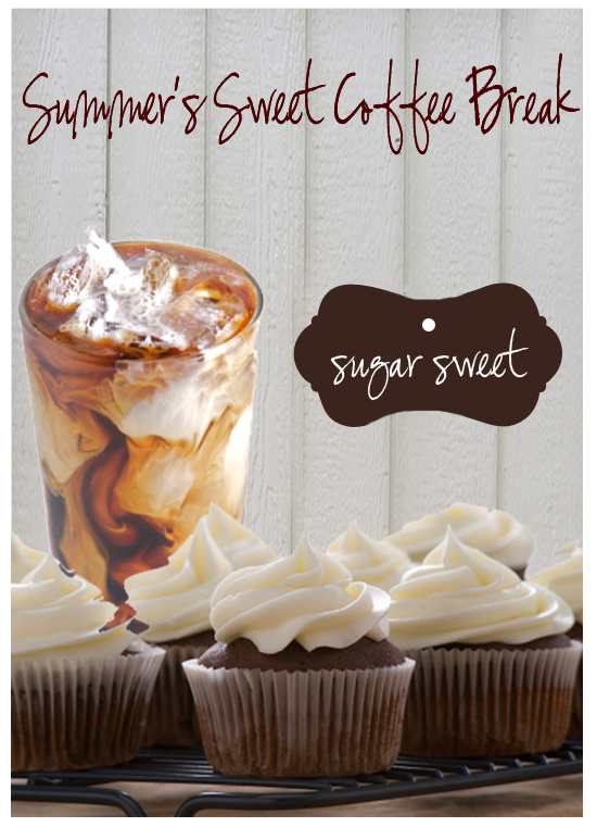 {Sweet Tooth Monday} Summer Sweet Coffee Break