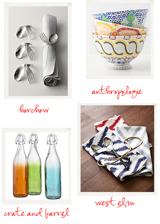 Entertaining Inspiration: What We Are Loving...