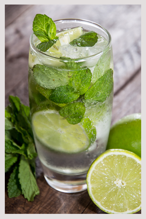 Cocktail Hour - Mojito