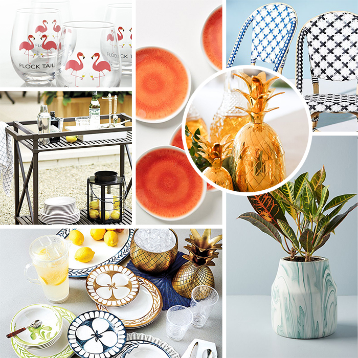 10 Must-Haves for Outdoor Summer Entertaining