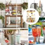 5 Summer Bar Cart Essentials