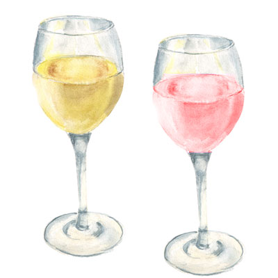 Entertaining Must-Haves All Purpose Wine Glasses Soiree by Posh