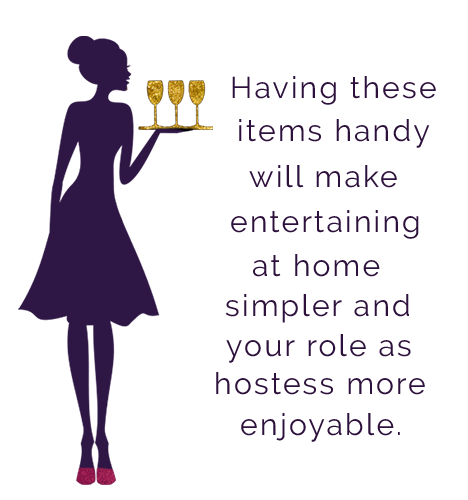 Six Entertaining Must-Haves Soiree by Posh