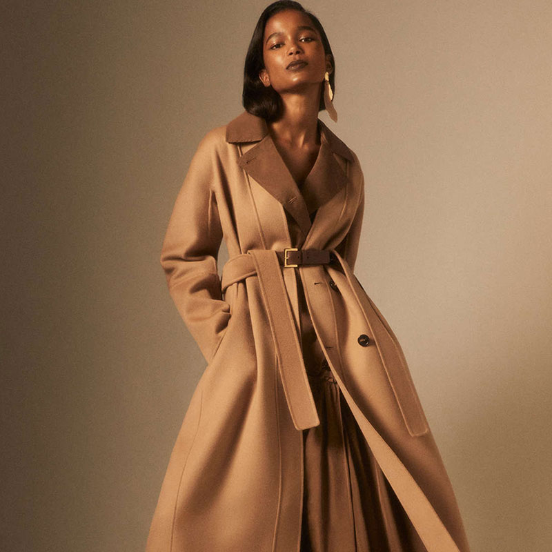 Max Mara Wool Coat| Style Essentials | The Posh Guide