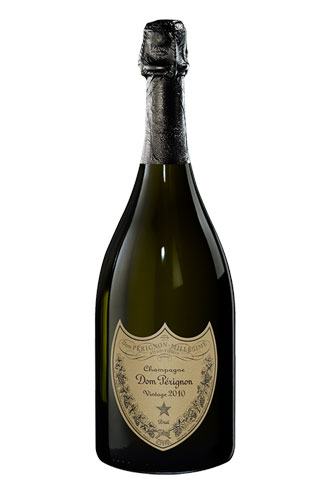 Dom Pérignon Vintage 2010 | Best Champagne Bottles for New Years