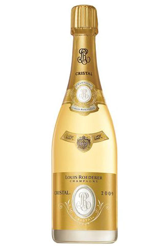 Louis Roederer Cristal Brut 2009 | Best Champagne Bottles for New Years