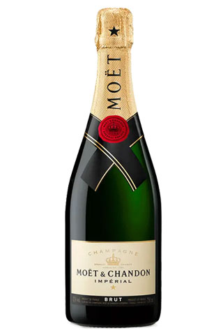 Moet & Chandon Imperial Brut | Best Champagne Bottles for New Years