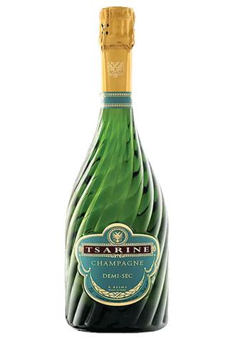 Tsarine Demi-Sec | Best Champagne Bottles for New Years