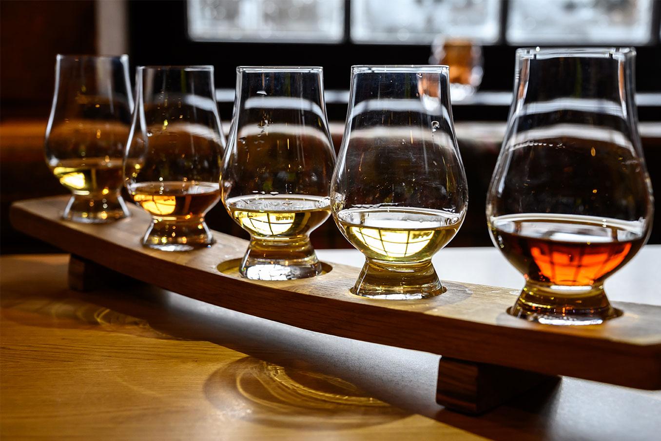 Virtual Whiskey - The Posh Guide