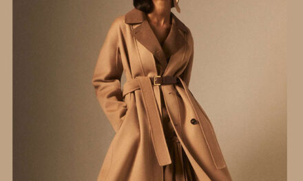 STYLE ESSENTIAL : MAX MARA CAMEL WOOL COAT