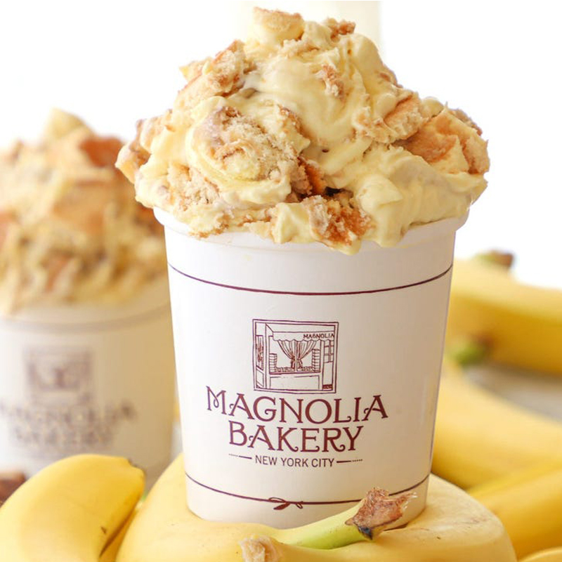 Best Dessert Delivery Services - Magnolia Bakery Banana Pudding