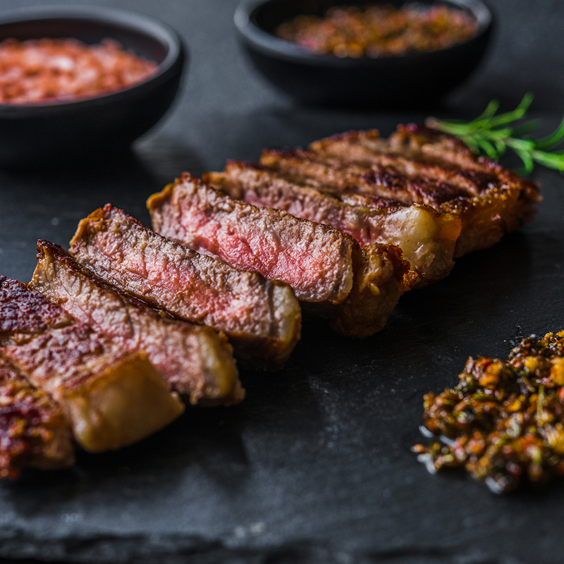 The Best Red Wine Pairings with Steak - New York Strip