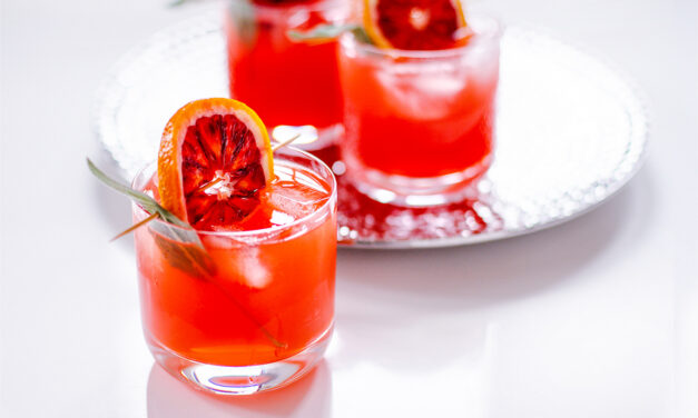 The 5 Best Citrus Cocktails to Make This Spring